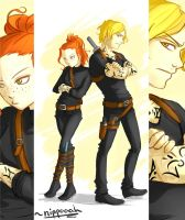 Shadowhunters Don't Approve by Nippaaah