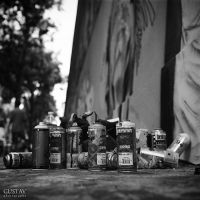 Somes Cans - Yashica by GustavBAD
