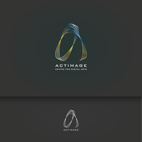 ACTIMAGE LOGO by nirman