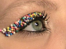 Sweet Candy Eye7 by The-Dragoness