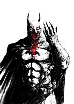 Batman Undying by roboGeorge
