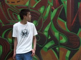 Cavell against Graffiti by japanjd75