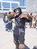 Anime Expo 2012- Amon by relzodiac