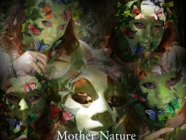 Mother Nature collage by TheSterlingDragon