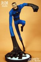 Mr. Fantastic - Painted 01 by ASM-studio