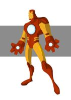 The Invincible IronMan by Apollorising