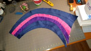Twilight WIP Tail progress by NeysaNight