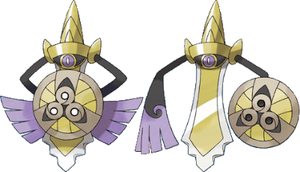 Aegislash by KrocF4