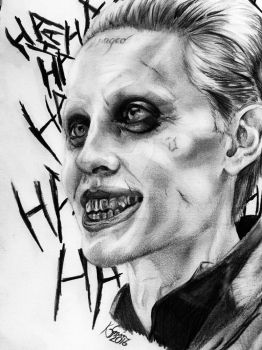 The joker by WolfOfHorror