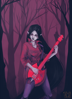 Marceline by bad-orange