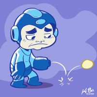 Mega Man: Performance Issues by kevinbolk