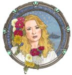 Kate in the style of Mucha by Leyna-art
