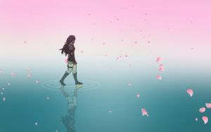 Mirrored Sea by BenPlus