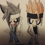 Blood bros by Sweetmellow