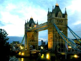 Tower Bridge by Stephue