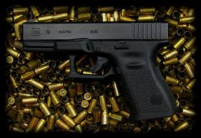 The Glock 19 by rcbif