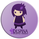 DESPINA Graphic Design by Goddess-Tears