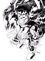 Galactus by TomRaney