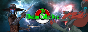 The Shadow Collective Banner DA by JessicaBane501