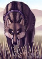 ATC Commission: Aranur Spotted Wolf by Sobii