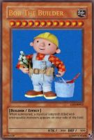 Bob The Builder Card by TheGoTeN