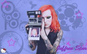 Jeffree star wallpaper by Sapyr