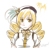 mami yessu by meteorcrash
