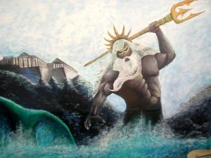 Poseidon might
