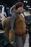 Squirrel Girl at Comicpalooza by galacticat