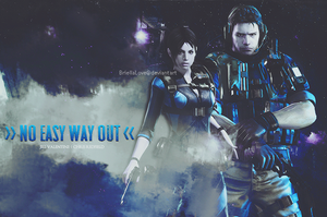 No Easy Way Out Wallpaper by BriellaLove