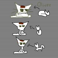 OLIVER by Stealthfire231