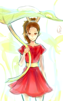 Arietty by Duduru