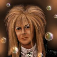 David Bowie- Labyrinth by CaityKitty13