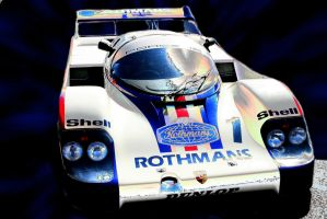 Rothmans Porsche 956 by mlmustang