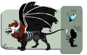Demon Design Auction - CLOSED by Vholkrum