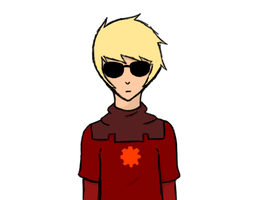 Dave Strider Thing by ZOMGSparkeh
