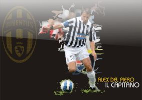Alex Del Piero by adriijan51
