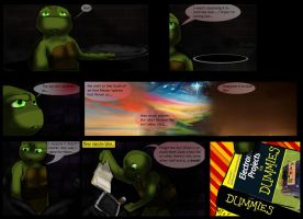 TMNT At Heart- CH 2 - PG9 by DogmaticLoki