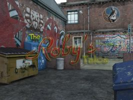 The Roby's Tales SCENEs WIP 6 by WLN73