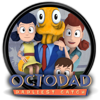 Octodad: Dadliest Catch - Icon by Blagoicons