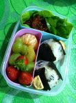 beef onigiri bento 2 by plainordinary1