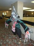 Zant from Legend of Zelda cosplay - Anime North by DragonFly188