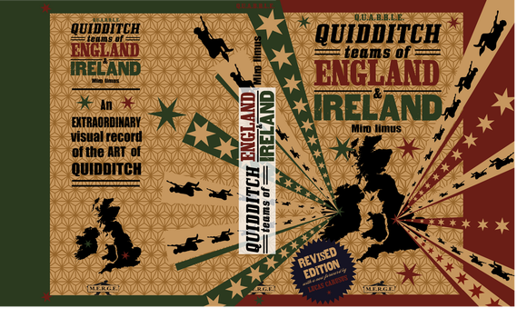 Qudditch Teams Of England And Ireland by credechica4