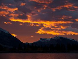 Red Canmore by Millsy1