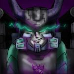 Galaxy Force Megatron by IssiAndrofen