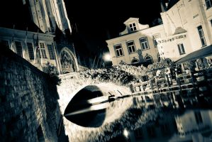 In Bruges by p0isson