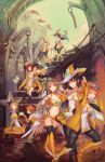 Love Live Dungeon Travelers by softmode