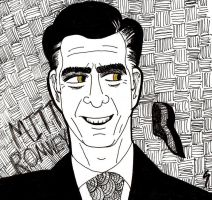 Mr. Romney by Stubborn-Catfish