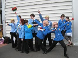 Manifest 2010 - Team Ouran 2 by Saxdude26