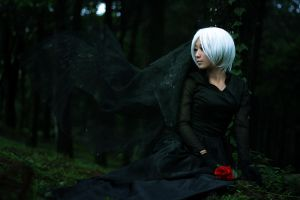 Angel Sanctuary - The demon bride of Lucifer - by Dan-Gyokuei